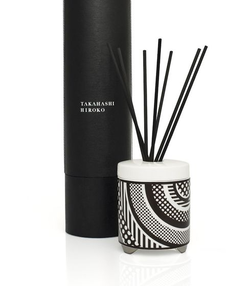 Ichi reed diffuser, £75, Takahashi Hiroko Japanese Stories, available from Unique & Unity (PA Photo/