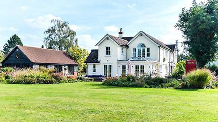 Gannet House is a wonderful family home situated in one of Hertfordshires most desirable villages
