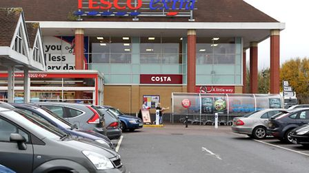 Therfield First School will be singing Christmas carols at Royston's Tesco Extra in Old North Road v
