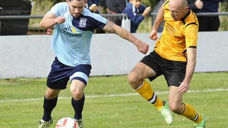 James Hall returns for Godmanchester Rovers against table-topping Norwich United.