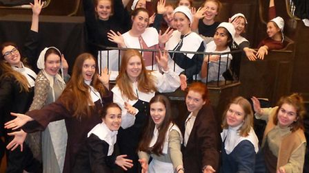 St Albans High School for Girls support the city museum and art gallery project