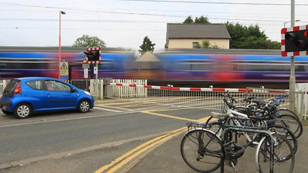 The crash occurred close to Foxton Level Crossing.