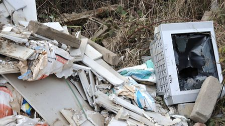 Rubbish and fly tipping,