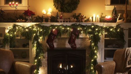 Deck the halls with boughs of holly...or ivy, conifer and fir