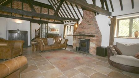 An attractive character property with exceptionally well appointed interiors and planning consent to