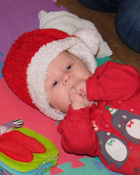Royston NCT Bumps and Babies group at the Old Bull Inn