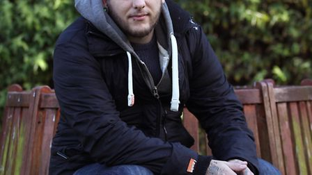 Robbie Lane has set up a carers spin-off of his Royston Mental Health Support Group