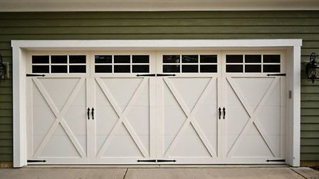 Garage spaces are considered a contemporary design model today too
