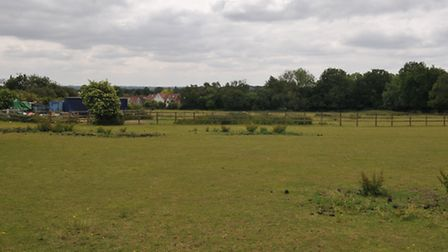 Green Belt land for St Albans' SLP at Chiswell Green Farm