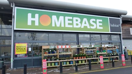 Homebase Griffiths Way