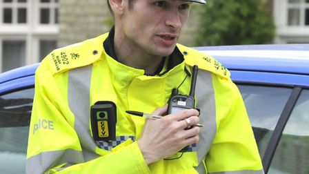 Herts Police have made an arrest in Radlett (stock photo)