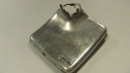 The history of St Albans in 70 objects: 2nd Lieutenant Frederick Freeman's cigarette case
