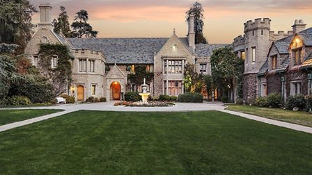 The Playboy Mansion, LA, for sale at $200m