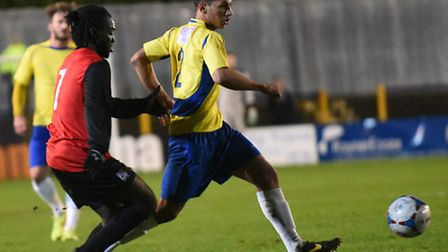 St Albans City's co-owner Lawrence Levy has said that developing players like Gerardo Smaldone is st