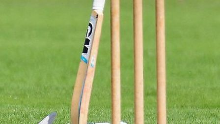 Cricket from the Hunts Post.