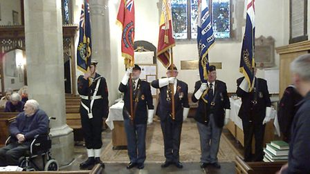 Standards at the end of the service