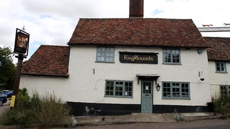 Fox and Hounds pub in Barley is being turned into housing