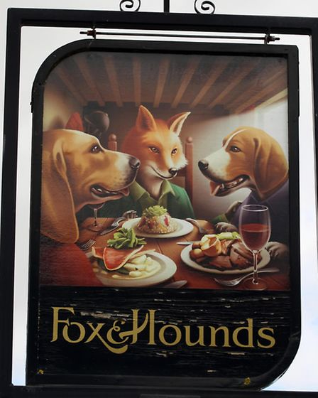 An application to turn the Fox and Hounds pub in Barley into housing was rejected.