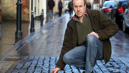 Nick White is concerned about the state of Royston High Street.