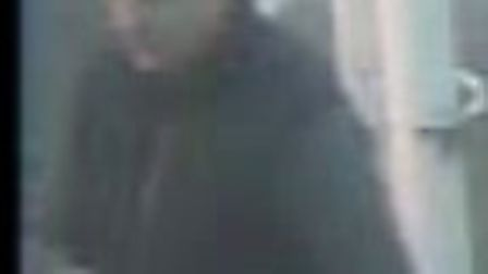 Police are appealing for information to help identify this man