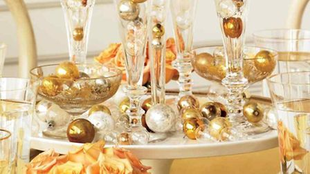 Deck the halls with New Year's glam