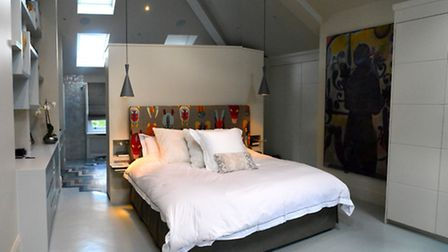 Bedrooms can be extremely exciting spaces to design