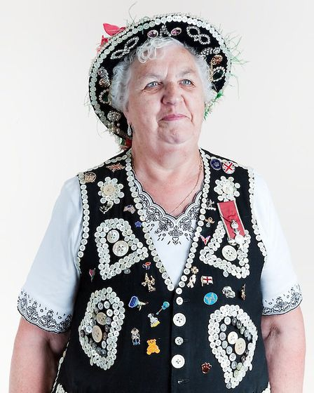 Joy Carr, the Pearly Queen of Southwark
