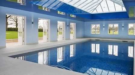 A £4.5m Herts home with luxury indoor spa
