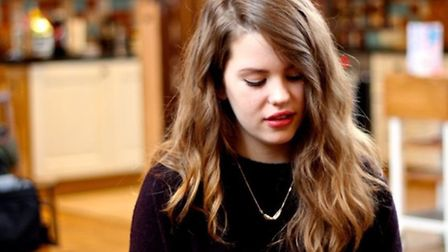 St Albans teenager Hope Russell-Winter has released her second EP