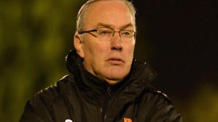 Ian Allinson has been appointed as new St Albans City manager. Picture: Borehamwood FC