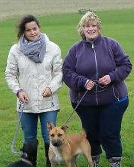 Rescue centre co-founders Louise Jest and Natalie Howe