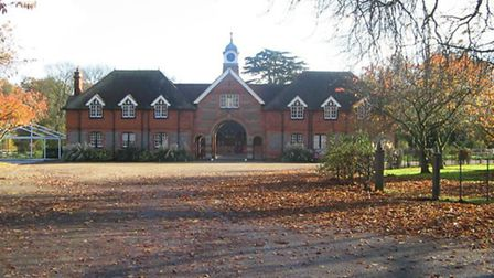 Grove House, in Childwickbury village, near St Albans and Harpenden