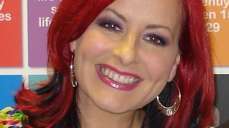 Carrie Grant.
