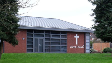 Chirst Church in New Greens