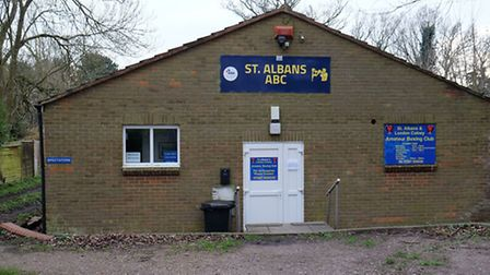 St Albans Amatuer Boxing Club in New Greens