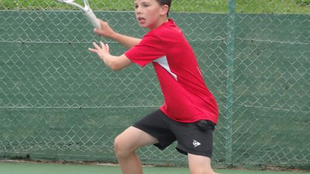 Oliver Tarvet took his first title of the season at the National Winter Tour in Bolton