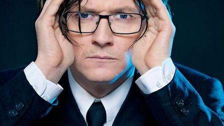 Ed Byrne is at The Cresset in Peterborough