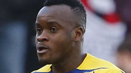 Former Watford star Al Bangura is one of a number of new faces at St Albans City. Picture: LEIGH PAG