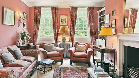 More tea vicar? A drawing room, perfect for hosting