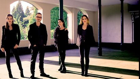 The Corrs will play Newmarket Nights at Newmarket Racecourses in June