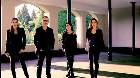 The Corrs at Newmarket