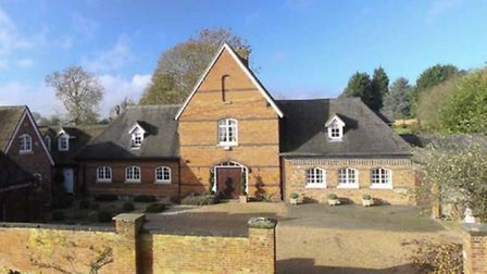 A pointed property in Gustard Wood