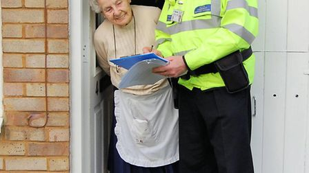 The pensioner is looking for the Samaritan. (Stock image: photo supplied)