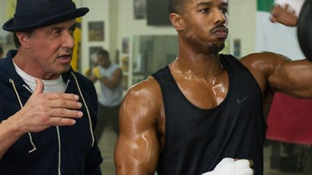 Stallone stars in Creed