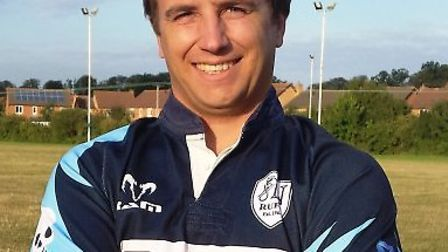 Dan Court scored two tries for St Neots. Picture: ST NEOTS RUGBY CLUB