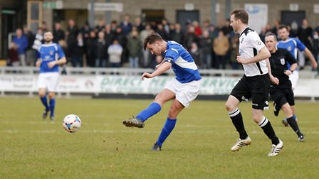 Sam Corcoran has been named as January's player-of-the-month. Picture: LEIGH PAGE