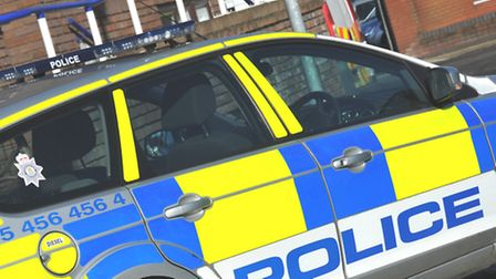 Police arrest a man in connection with robbery in a St Neots bank