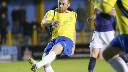 Harry Crawford has been released from St Albans, one of four to leave Clarence Park. Picture: LEIGH