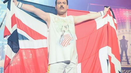 See Freddie Mercury tribute show at the Key Theatre