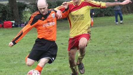 Stonewood Reserves look to ge the better of Athletico Quat
